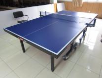 T1223红双喜单折移动式乒乓球台