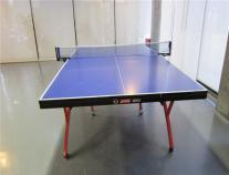 T2828红双喜折叠式乒乓球台