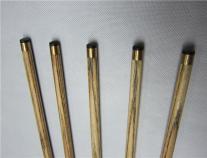 英式斯诺克LP台球杆小头3/4分体式LP斯诺克球杆白蜡木