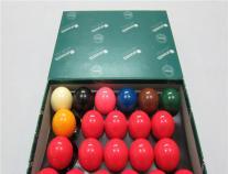 比利时雅乐美斯诺克银奖水晶球