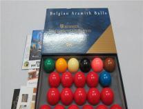比利时雅乐美斯诺克金奖水晶球